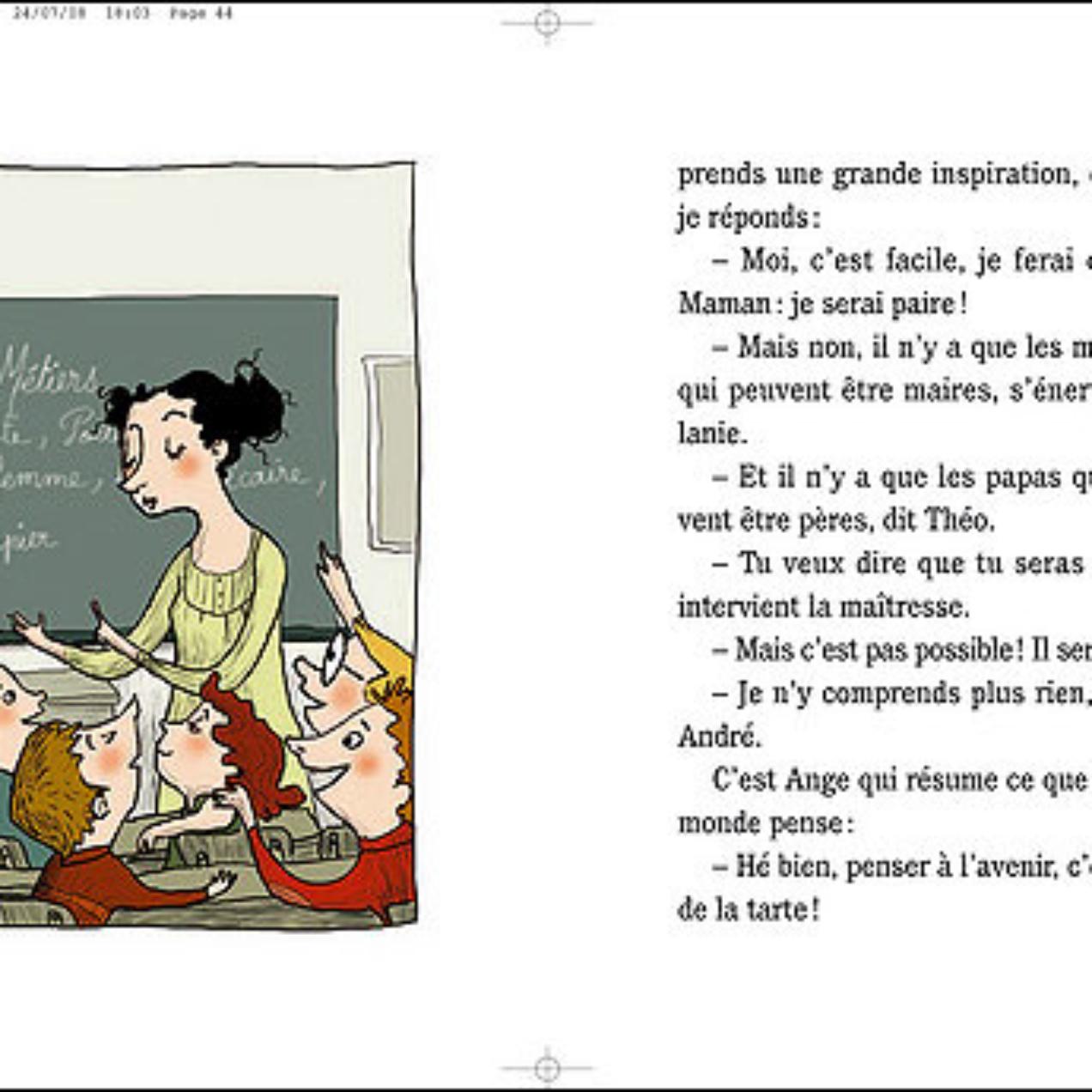 ta mère sur les ondes (suite – France Culture)
