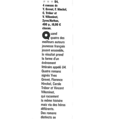 Figaro Magazine, 5 septembre 2015