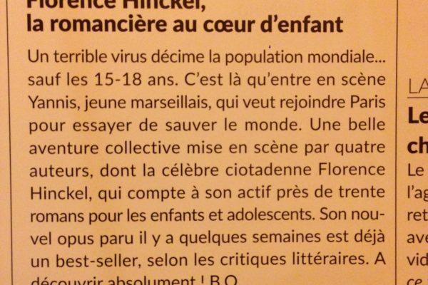 Journal municipal de La Ciotat, novembre 2015