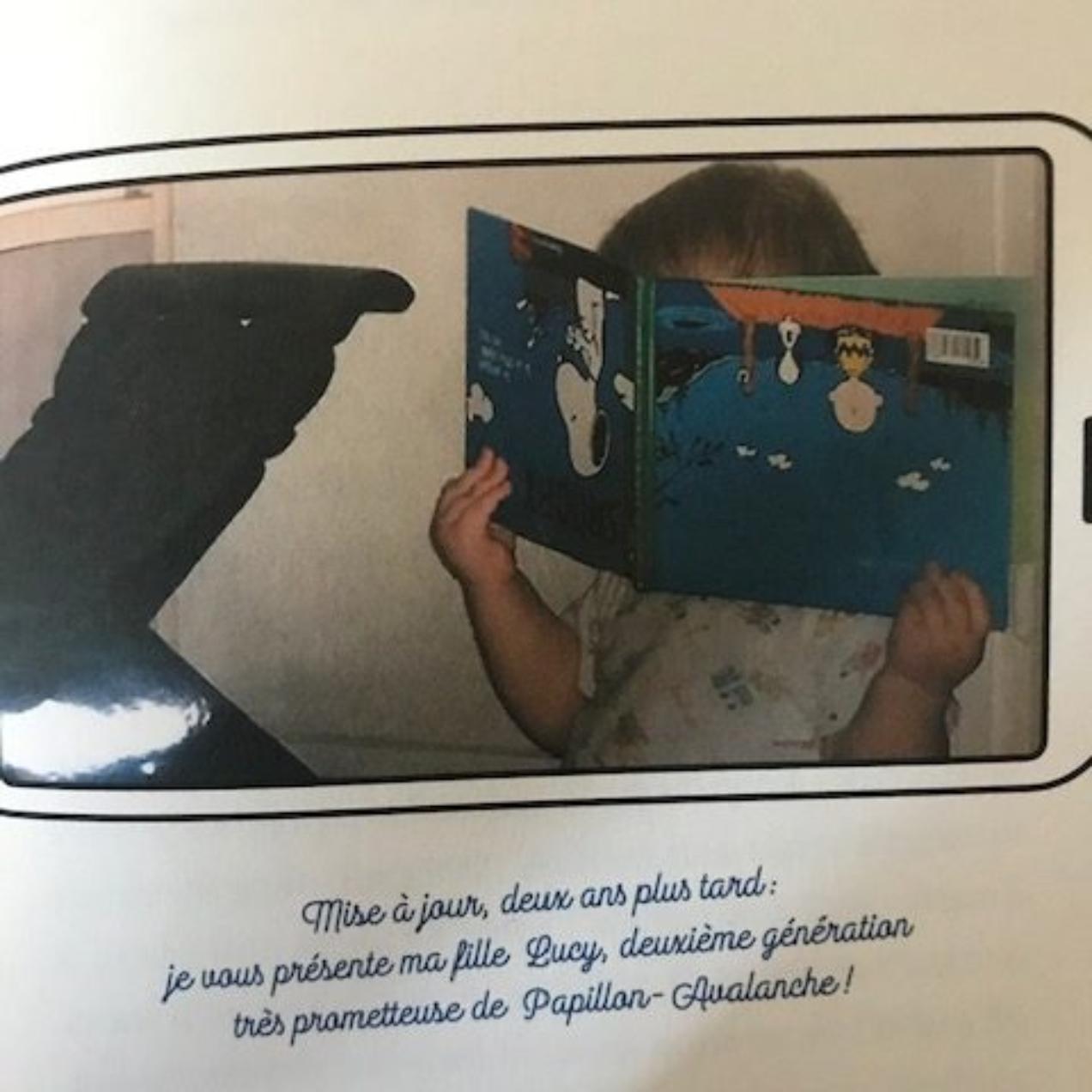 SECRET PHOTO 5 (lisez la saga 3 des *faits et gestes de la famille Papillon* !)